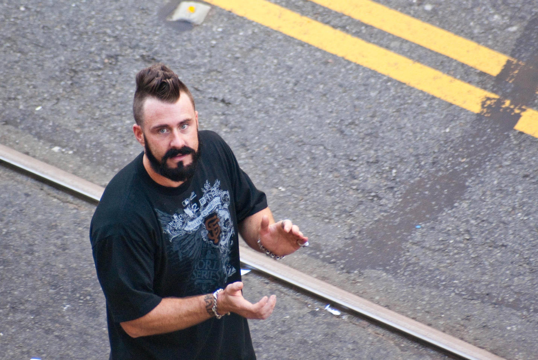 13831 Fear the Market St. beard of closer Brian Wilson
